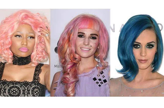 Avoir les cheveux colorés en 2012 : l'effet mouton ?