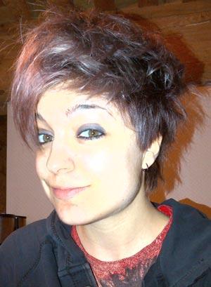 clairecouleur Avoir les cheveux colorés en 2012 : leffet mouton ?