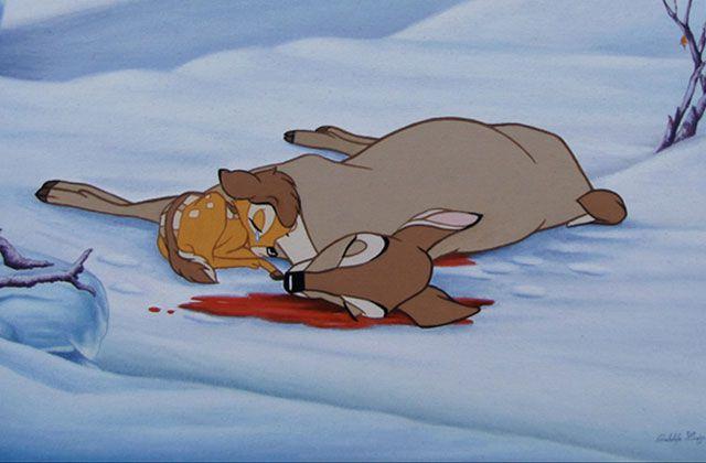 Disasterland : les personnages Disney à la dérive