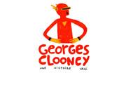 Lien permanent vers Georges Clooney, une BD en ligne délicieusement débile