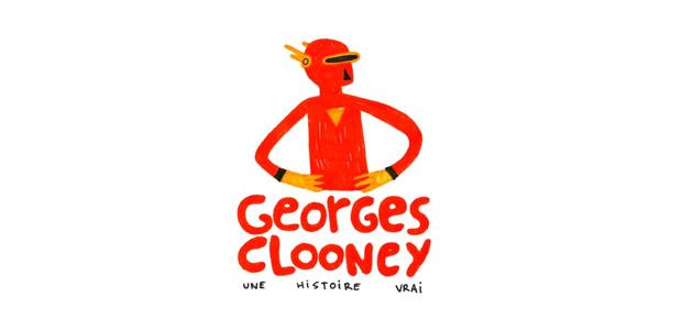 georgesclooney Georges Clooney, une BD en ligne délicieusement débile