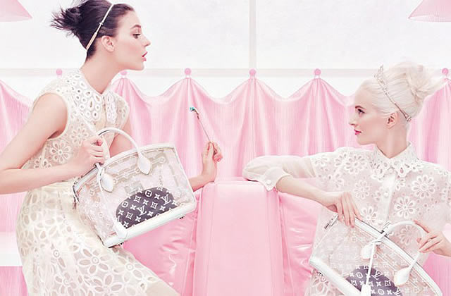 Get the look : décryptage de la pub Louis Vuitton