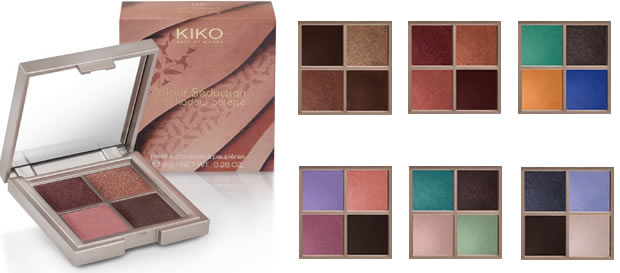 Lavish Oriental, la collection automne 2012 de Kiko kiko2