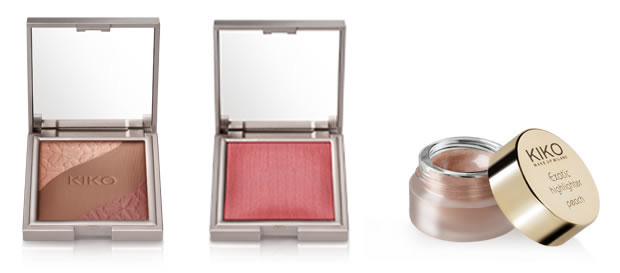 Lavish Oriental, la collection automne 2012 de Kiko kiko3
