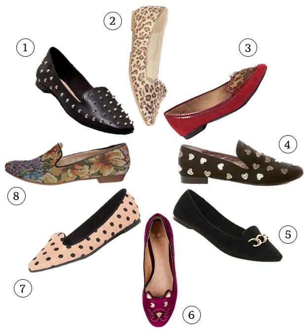 les slippers1 Les slippers ou la tendance chaussons de mamie