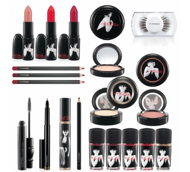 Une collection Marylin Monroe chez MAC mac macyrlin