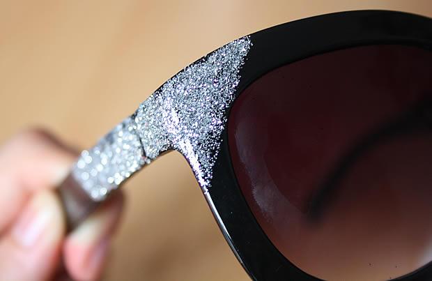 Tuto   Des lunettes à paillettes matoslunettes3