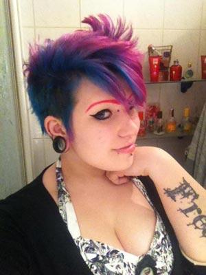 mylenecouleur Avoir les cheveux colorés en 2012 : leffet mouton ?