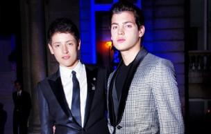 Lien permanent vers Peter et Harry Brant, les deux frères sortis d'un épisode de Gossip Girl