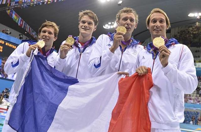 Ça s'est passé aux JO – Le renouveau de la natation française