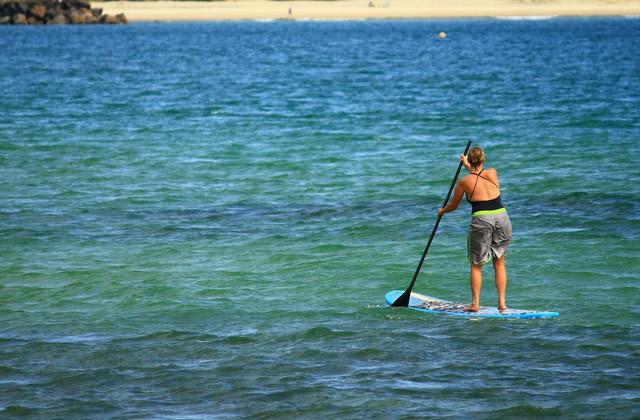 J'ai testé pour vous… le stand up paddle