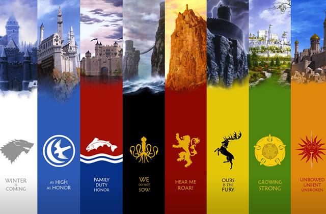Test – À quelle maison de Game of Thrones appartiendrais-tu ?