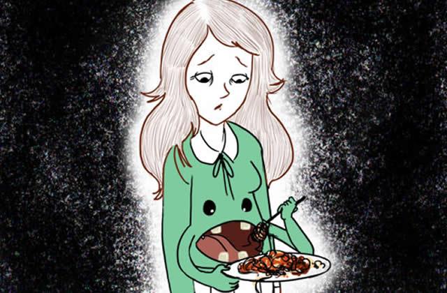 J'ai testé pour vous : avoir des troubles du comportement alimentaire