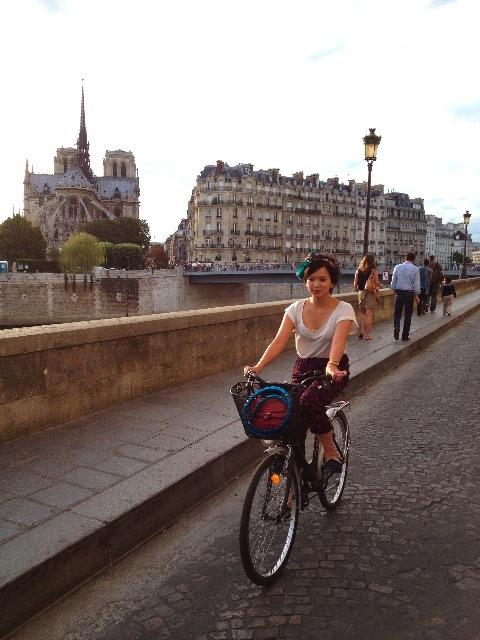 5 idées pour prolonger lété à Paris vélo
