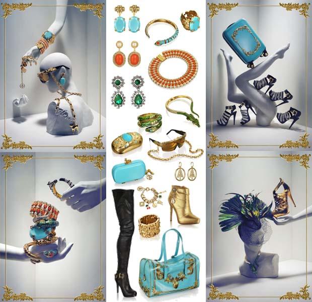 Anna1 Anna Dello Russo va créer des accessoires pour H&M