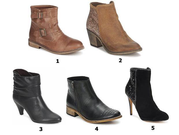 Bottines Spartoo Spartoo échange vos vieilles chaussures contre des bons dachat !