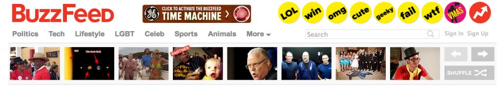 Voyagez dans le temps grâce à Buzzfeed Capture d'écran 2012 09 05 à 09.33.16 1024x177