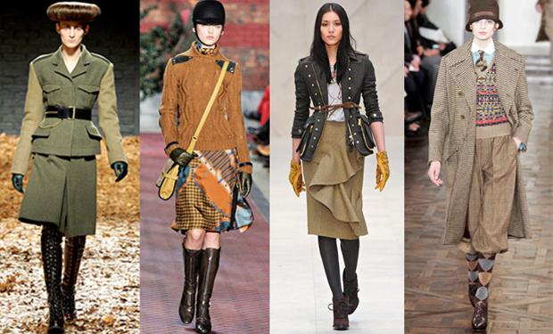 Le style inspiration cavalière – Tendances mode automne hiver 2012 2013 Cavalier0
