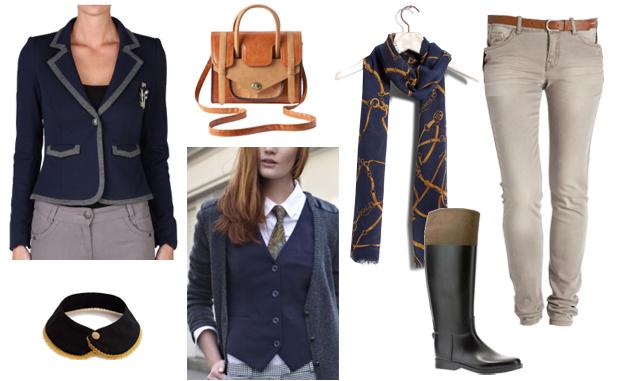 Le style inspiration cavalière – Tendances mode automne hiver 2012 2013 Cavalier1