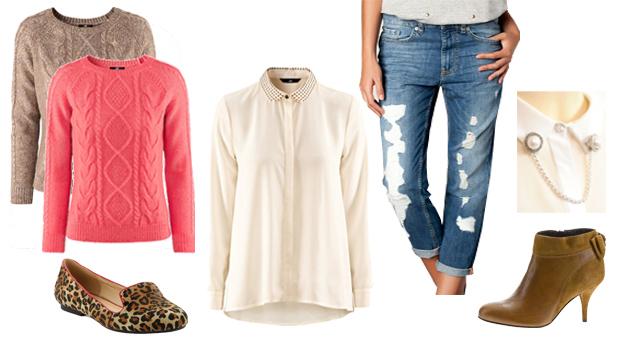 4 styles avec... un chemisier blanc Chemisier41