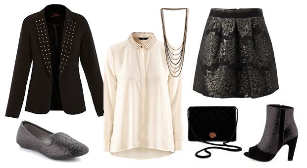 4 styles avec... un chemisier blanc Chemisier5