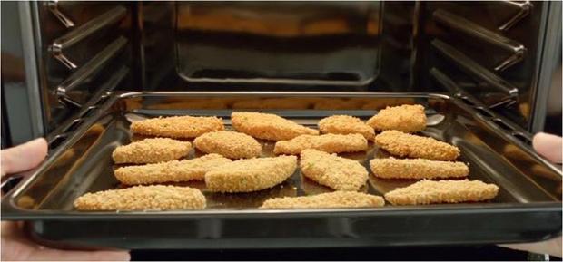 Qui veut tester les Croustines de poulet Maggi ? Croustines de Poulet