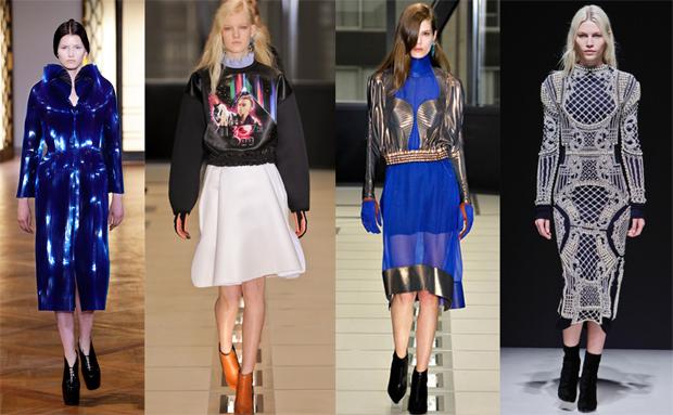 Geek1 Tendance inspiration geek/SF   Mode automne hiver 2012