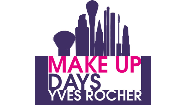 Un maquillage gratuit durant les Make Up Days dYves Rocher ! Make up days