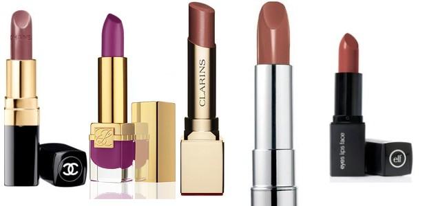 RAL Shopping : rouges à lèvres tendance automne/hiver 2012 2013