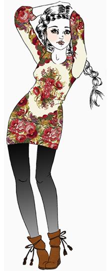 Les tendances Mode automne-hiver 2012-2013♥. TAH_baroque