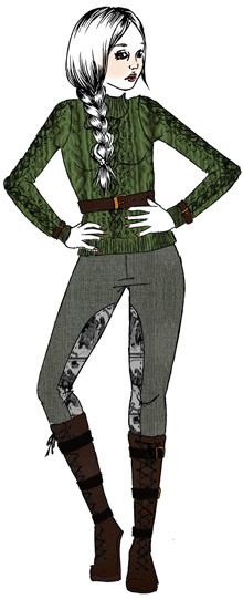 Les tendances Mode automne-hiver 2012-2013♥. TAH_cavalerie