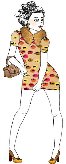 Les tendances Mode automne-hiver 2012-2013♥. TAH_sixties