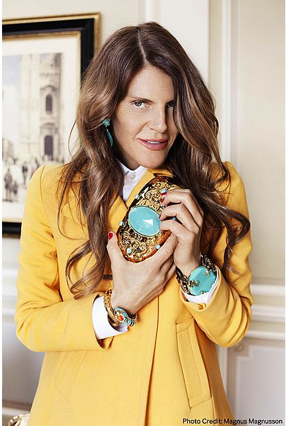 anna dello russo hm accessoires Anna Dello Russo va créer des accessoires pour H&M