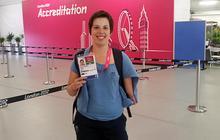 Audrey Le Morvan vous raconte ses Paralympiques 2012