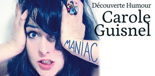 Carole Guisnel – Sous l'océan (tarif spécial mad !)