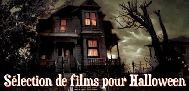 Sélection de films pour Halloween