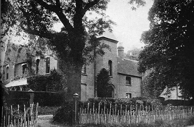 Borley Rectory – Tour du monde des maisons hantées