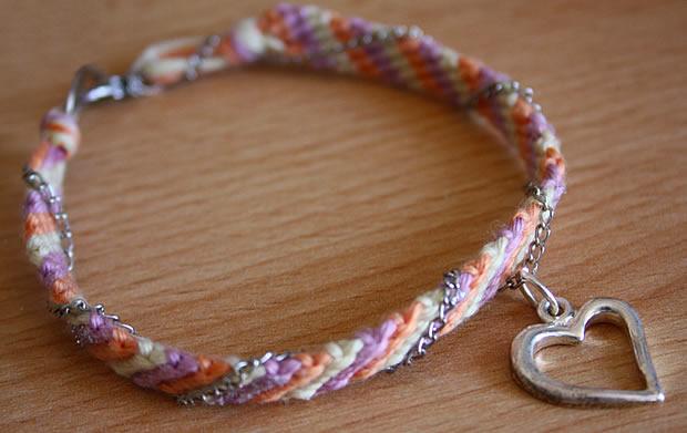 Idées custo   Des bracelets brésiliens tendance bracelet4
