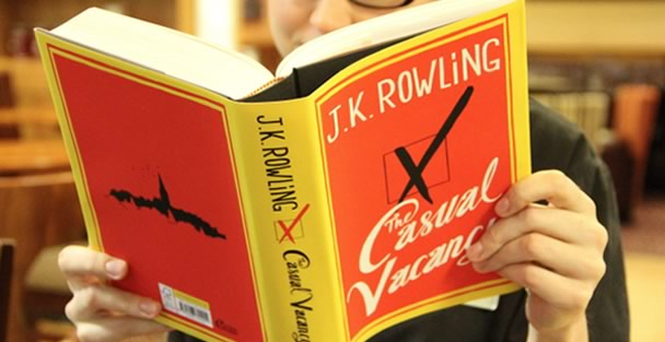 The Casual Vacancy, de JK Rowling sort aujourdhui casualvacancy