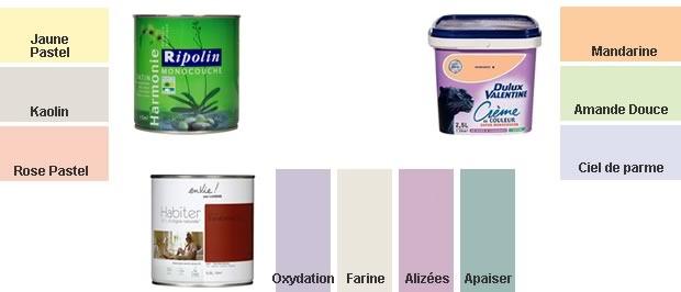 couleurspastels Tendance pastel en déco : allez vous y céder aussi ?