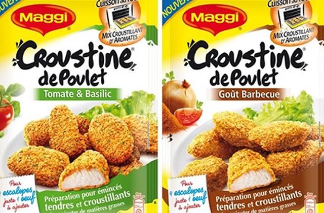 Qui veut tester les Croustines de poulet Maggi ?