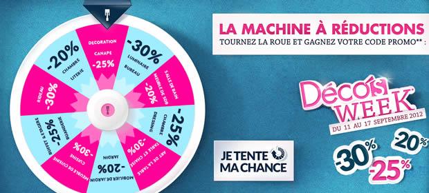 Décos Week sur Tati.fr : jusquà  30% sur les rayons déco ! decosweektati