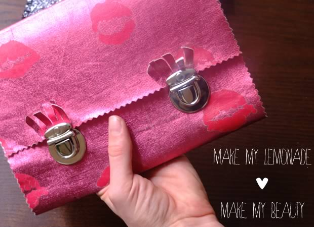 Une trousse à maquillage   Le tuto de Make My Lemonade diy1