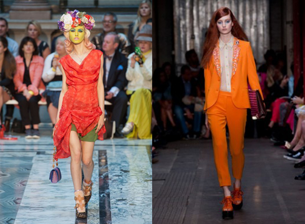 Les WTF de la fashion week de Londres fashionweek1
