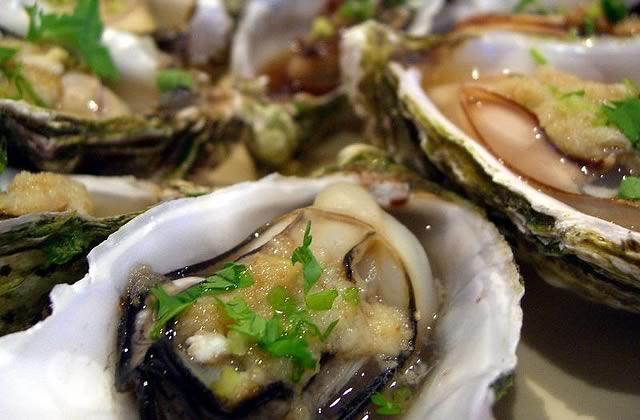 Vendredi, c'est la fête de l'huître !