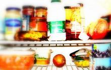 Dans le frigo… d'Annelise
