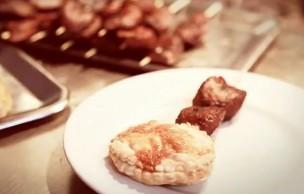 Lien permanent vers Les Heures Heureuses parisiennes vous offrent 170 bouchées gourmandes à 2€ !