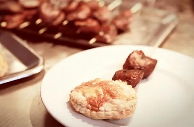 Les Heures Heureuses parisiennes vous offrent 170 bouchées gourmandes à 2€ !
