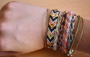 Lien permanent vers Idées custo – Des bracelets brésiliens tendance