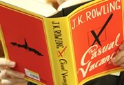 Lien permanent vers The Casual Vacancy, de JK Rowling sort aujourd'hui